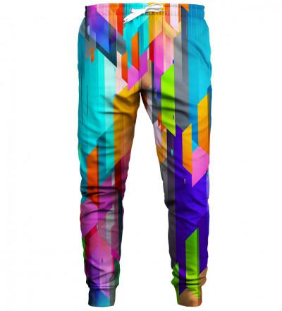 Spodnie dresowe Geometric Explosion