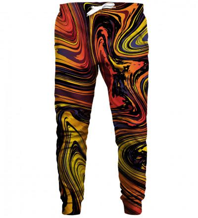 Golden Split sweatpants