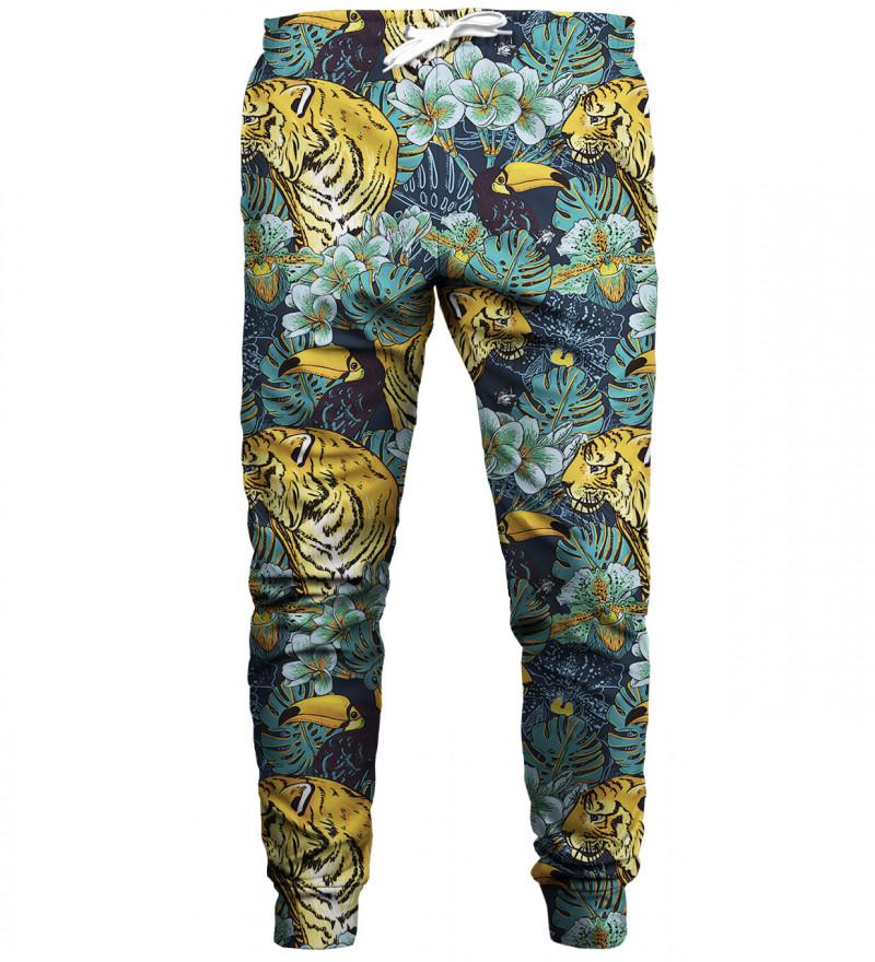 Jungle sweatpants