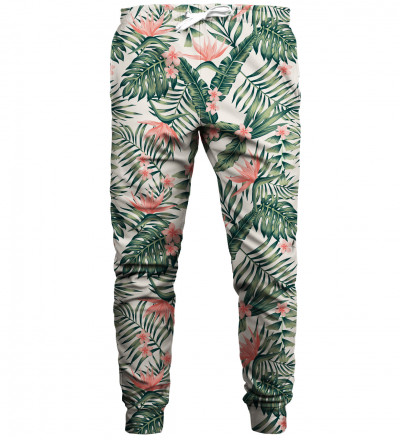 Jungle Flowers sweatpants