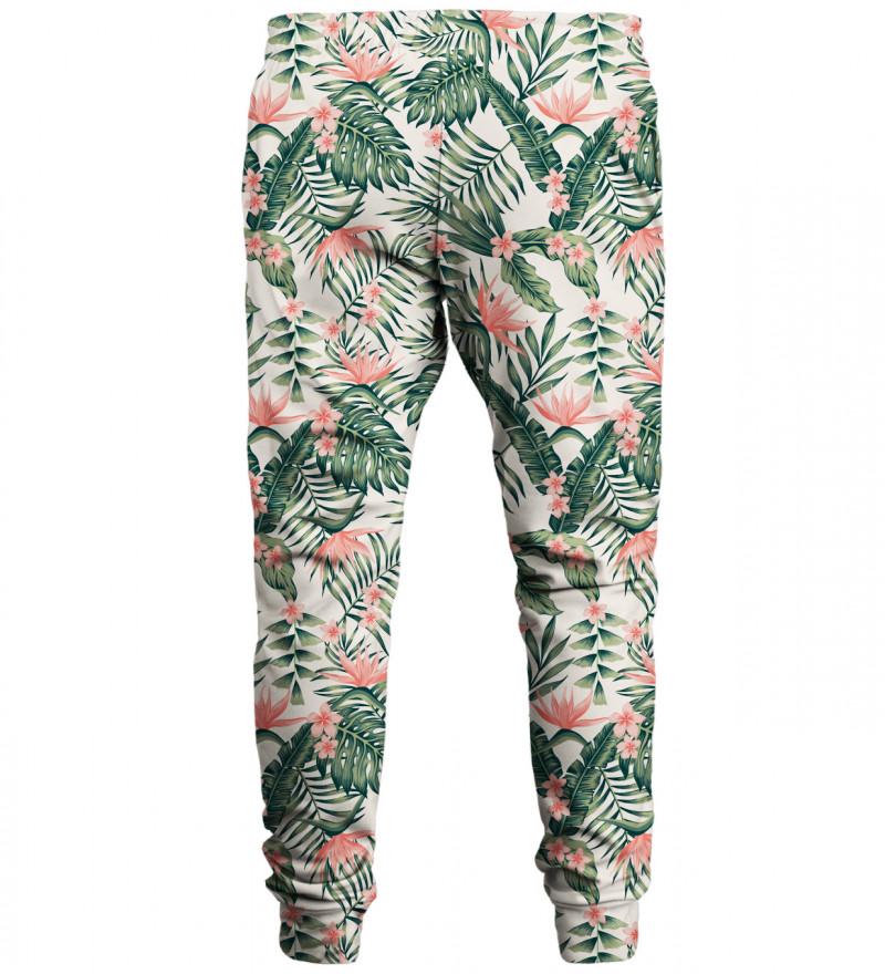 Spodnie dresowe Jungle Flowers