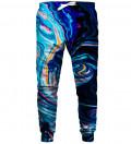 Spodnie dresowe Marble