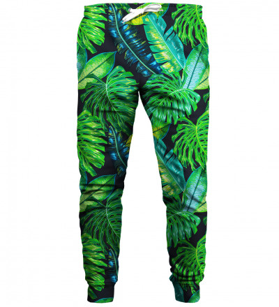 Tropical sweatpants
