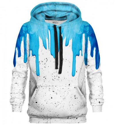 Paint Split hoodie