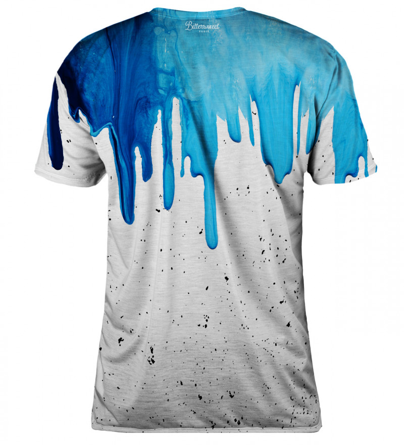 Paint Split womens t-shirt
