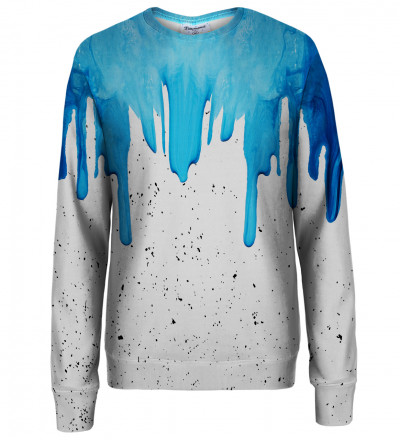 Paint Split womens sweatshirt