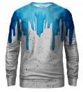 Paint Split sweatshirt