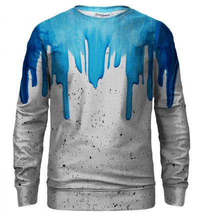 Paint Split sweatshirt