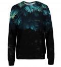 Dark Jungle womens sweatshirt