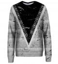 Aztec Pattern womens sweatshirt