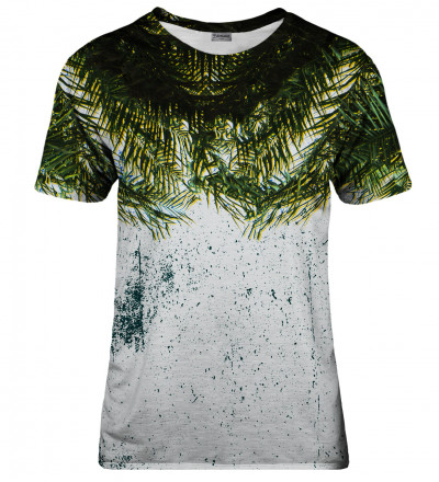 T-shirt damski Palm Leaves