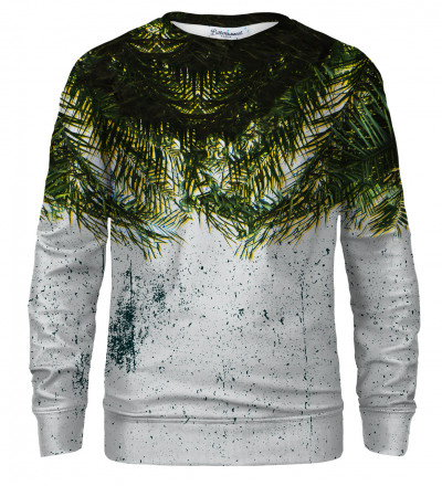 Palm Leaves sweatshirt