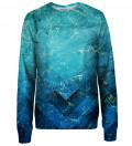 Follow the Lines womens sweatshirt