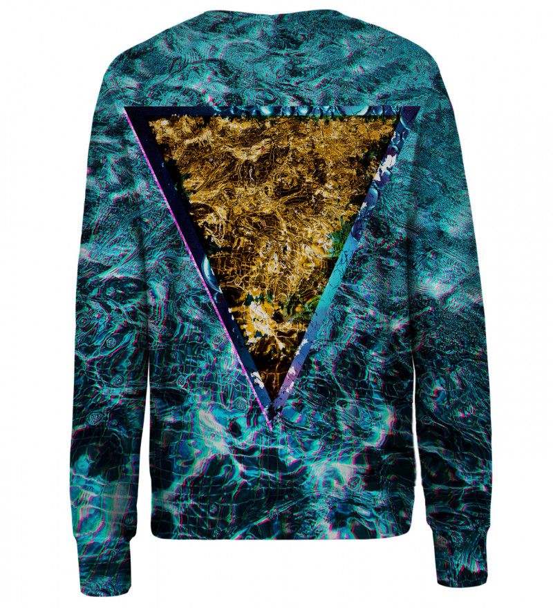 Restless Waves womens sweatshirt