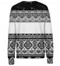 Culture Patterns womens sweatshirt