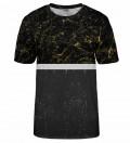 Golden Scratch t-shirt