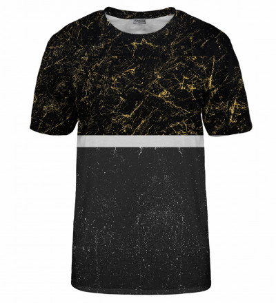 T-shirt Golden Scratch