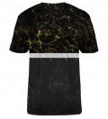 T-shirt Golden Scratch