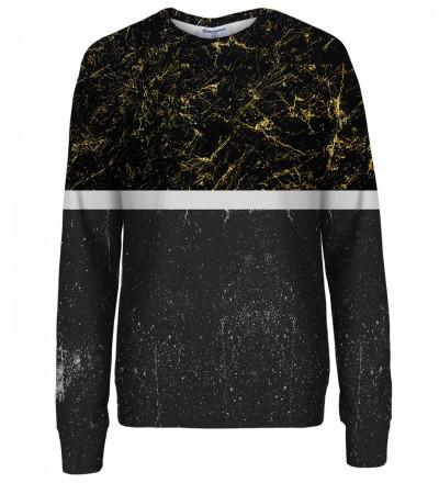 Golden Scratch womens sweatshirt