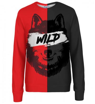 Wild womens sweatshirt