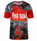 Fire Soul t-shirt
