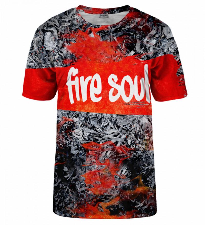 T-shirt Fire Soul