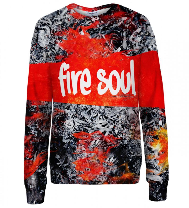 Bluza damska Fire Soul