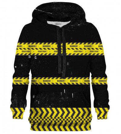 Danger hoodie