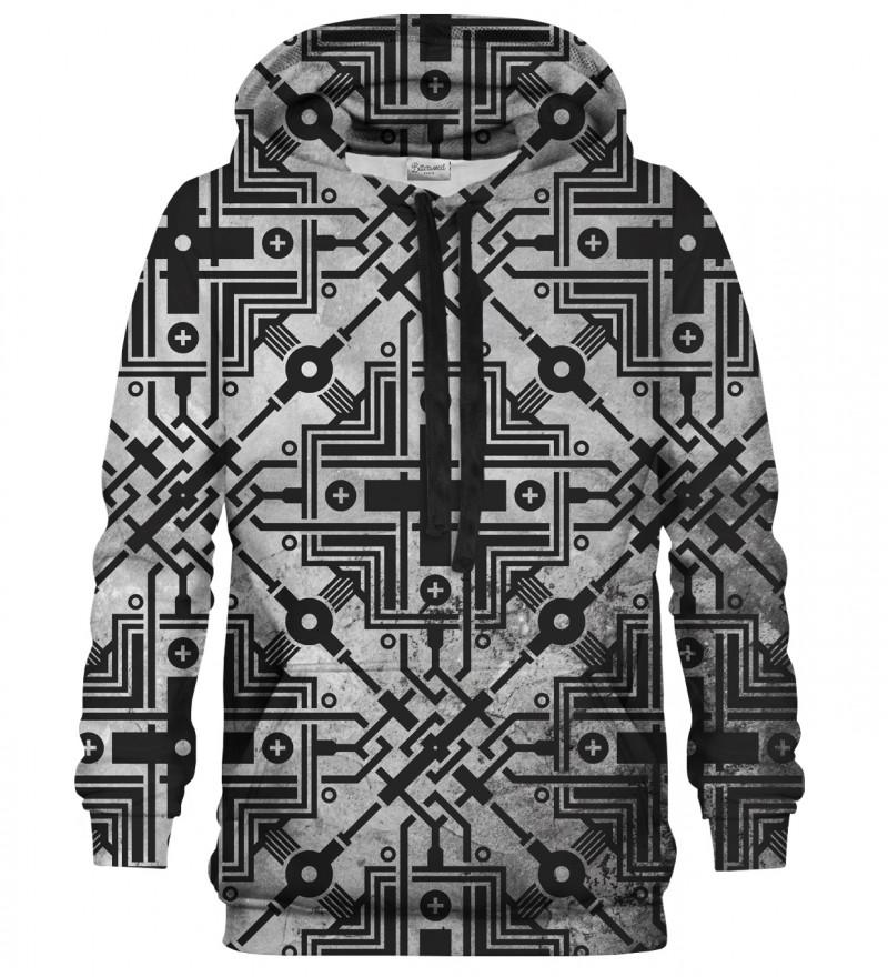 Bluza z kapturem Crosses