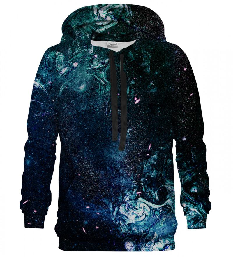 Splitting hoodie