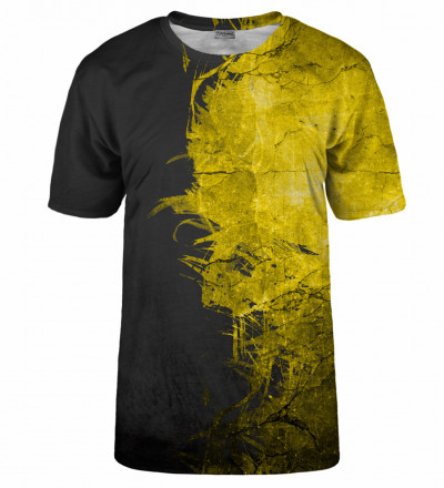 T-shirt Golden Half