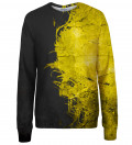 Golden Half womens sweatshirt