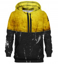 Flaw on Gold hoodie