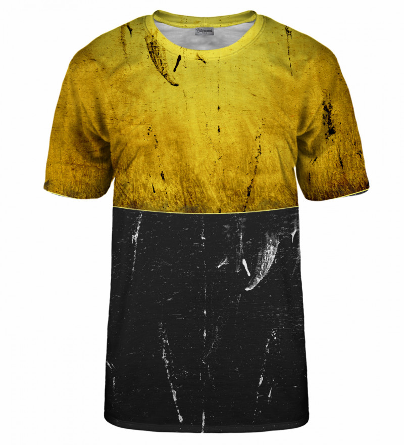 Flaw on Gold t-shirt