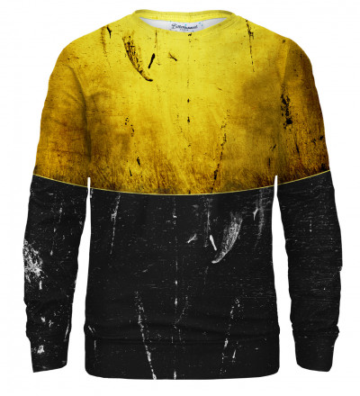 Flaw on Gold sweatshirt