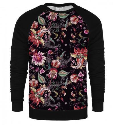 Bluza raglanowa Paisley Print