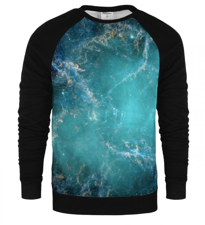 Galaxy Abyss raglan sweatshirt