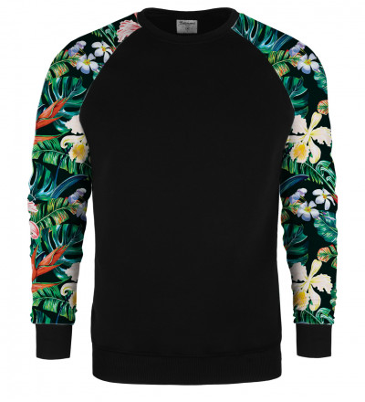 Close to Nature raglan sweatshirt