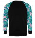 Pink Party raglan sweatshirt