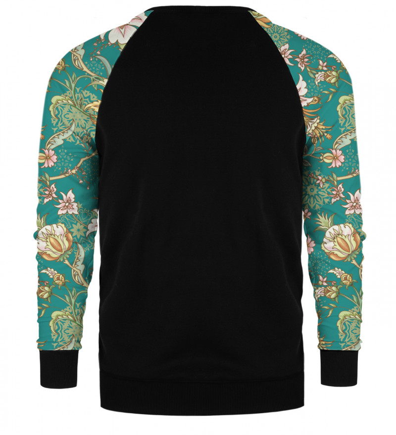 Bluza raglan Paisley