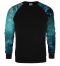 Galaxy Abyss raglan sweater