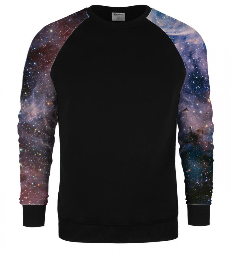 Bluza raglanowa Purple Galaxy