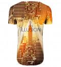 Reality longline t-shirt