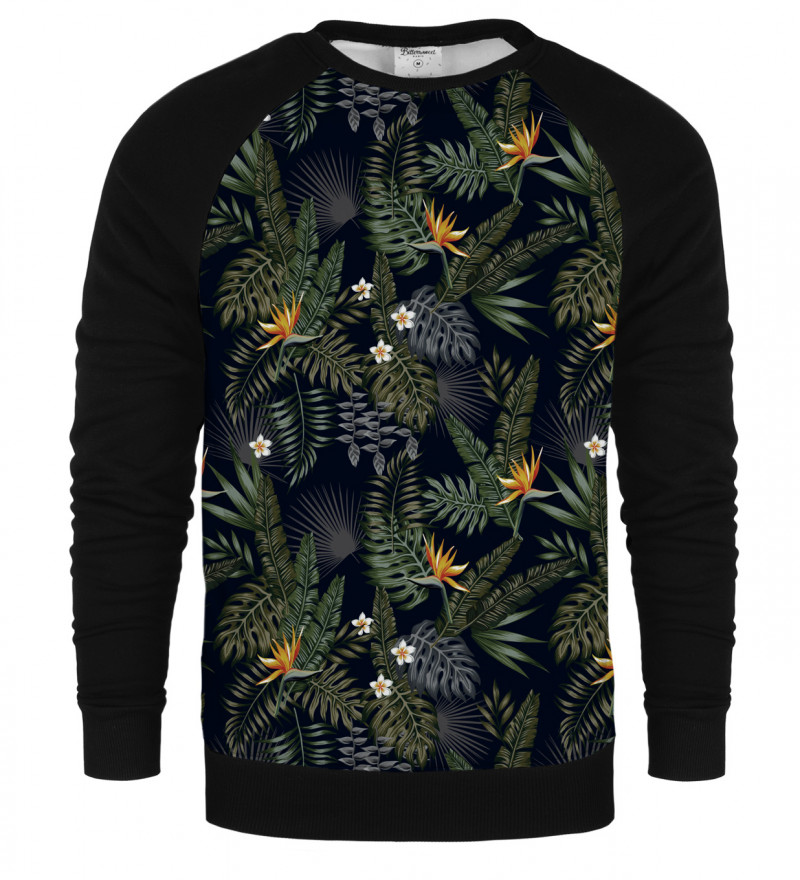 Bluza raglanowa Dark Jungle