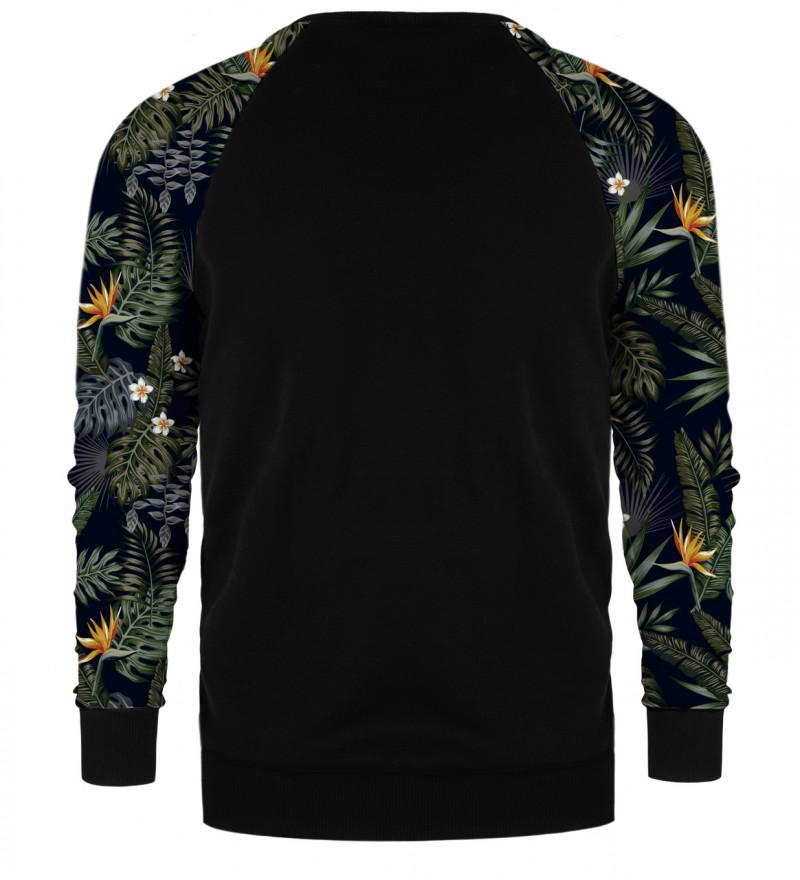 Bluza raglanowa Dark Jungle