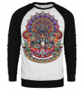 Shaman King raglan sweatshirt