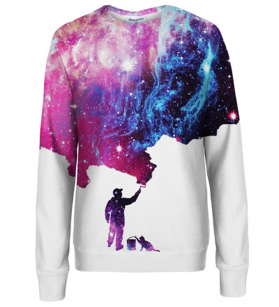 Painter womens sweatshirt
