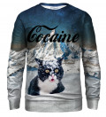 Bluza Cocaine Cat