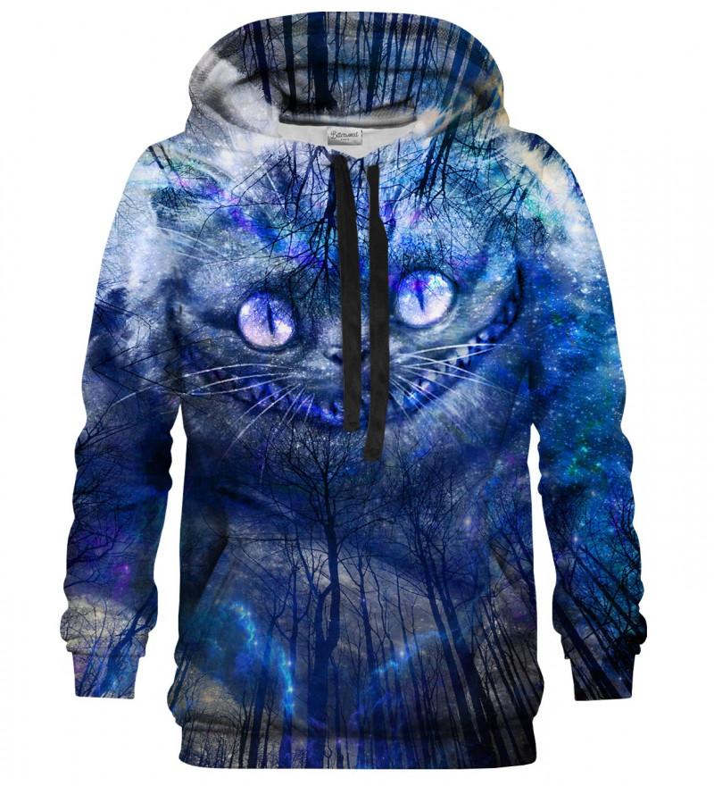 Bluza z kapturem Magic Cat return