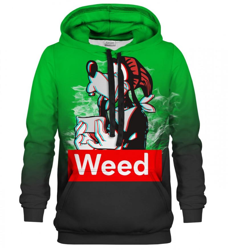 Weed Buddy womens hoodie